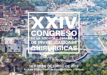 XXIV Congreso de las Sociedad Española de Investigaciones Quirúrgicas