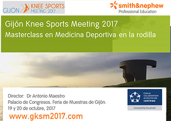 Gijón Knee Sports Meeting 2017